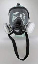 TPE Full Face OV/P95 Respirator Kit