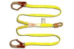 Shock Absorbing Lanyards - Dual Leg Tubular (100% Tie-Off) 424A