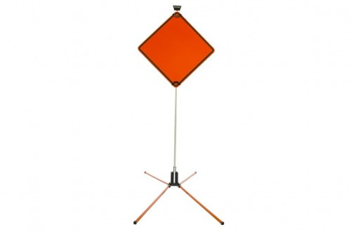 SafeZone Series SZ-484-2S Sign Stand