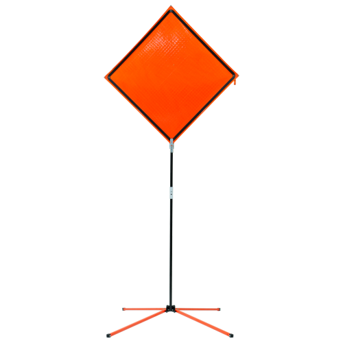 SafeZone Series SZ-484 Sign Stand