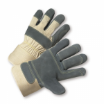 West Chester Protective Gear 500DP-AA Leather Palm Gloves