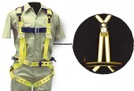 Specialty Full Body Miner's Harness 552