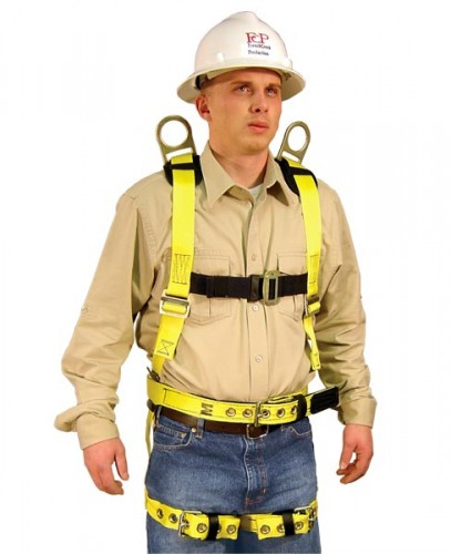 Full Body Harness 750D