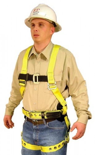 Industrial & Construction Full Body Harness 850