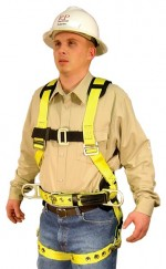 Industrial & Construction Full Body Harness 850AB