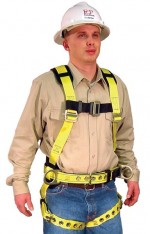 Specialty Full Body Harness 853AB-491A-400