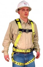 Industrial & Construction Full Body Harness 853AB