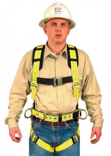 Industrial & Construction Full Body Harness 870BP