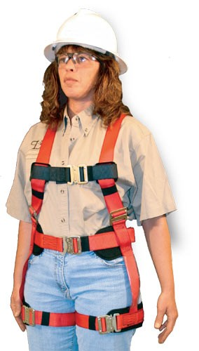 Industrial & Construction Full Body Harness 872