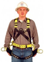 Tower Climber Full Body Harness 897ABT