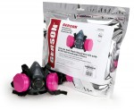 Silicone Half-Mask Respirator Kit With GX70, P100 Particulate Filter