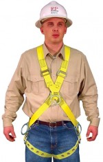 Crossover Full Body Harness 950B