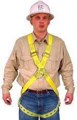 Crossover Full Body Harness 950