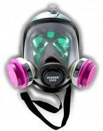 Full Face TPE Respirator / G71 Cartridges Kit