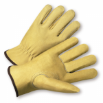 West Chester Protective Gear 994K Leather Driver Gloves