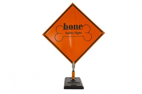 SafeZone Series SZ-RBS Sign Stand
