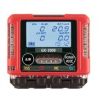 GX-2009 Portable Multi Gas Detector