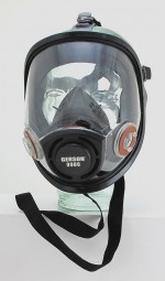 TPE Full Face Mask